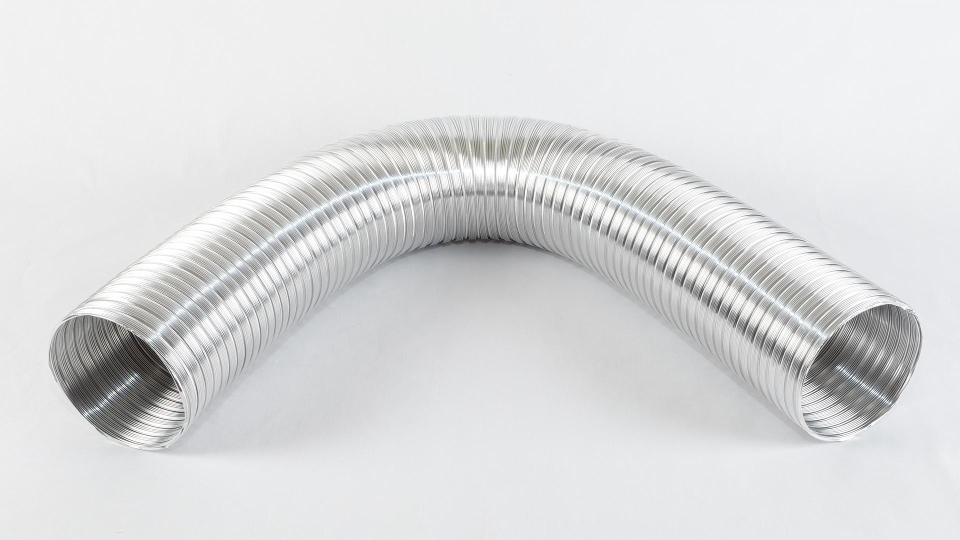 tuburi extensibile din aluminiu gofrate