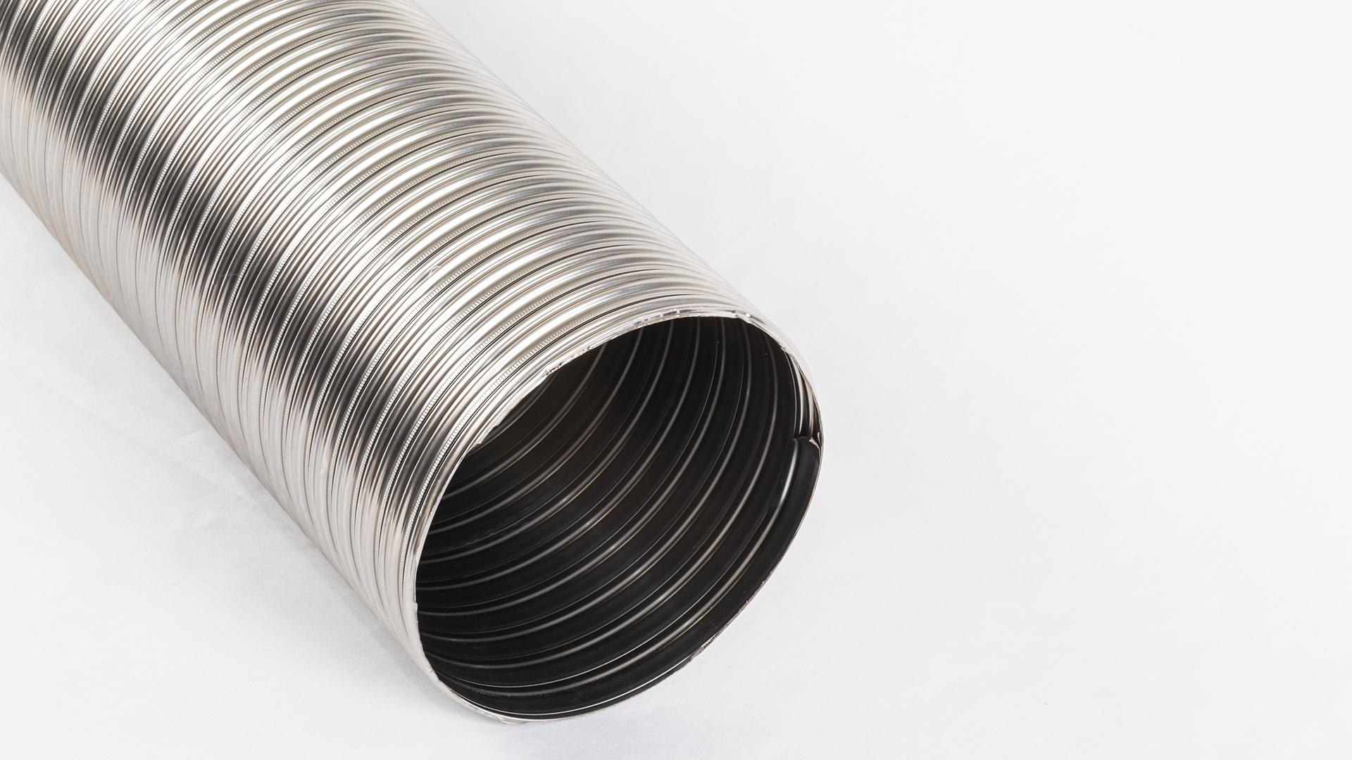 exterior tuburi flexibile inox dublu perete