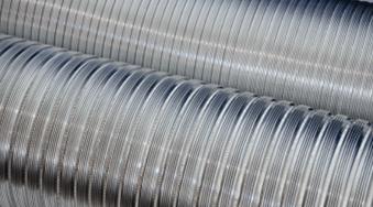 tuburi extensibile din aluminiu dublu comprimate